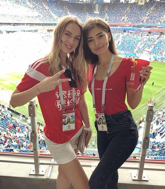 World Cup của con gái: 'Bùa yêu' và những kẻ say tình - Bóng Đá
