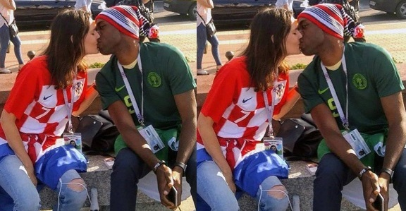 Hôn ở World Cup: Vạn lý xếp sau cặp môi gần - Bóng Đá