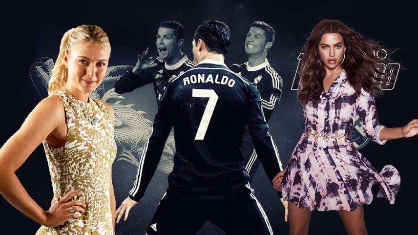 Cristiano Ronaldo - Siêu sao cuồng dâm và những đêm thách loạn bất cần - Bóng Đá