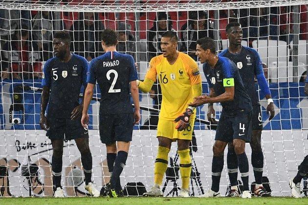 'Rùng mình' với lý do Pháp không thắng nổi Đức - Bóng Đá