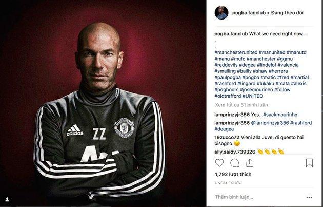 Lộ bằng chứng hội fan Pogba lật đổ Mourinho - Bóng Đá