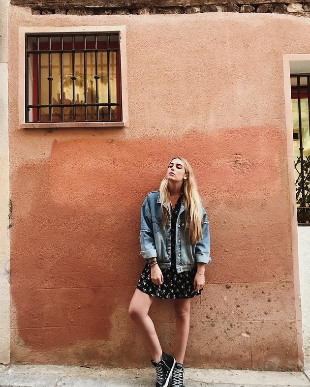 Ái nữ của Luis Figo lấn sân làng mốt - Bóng Đá