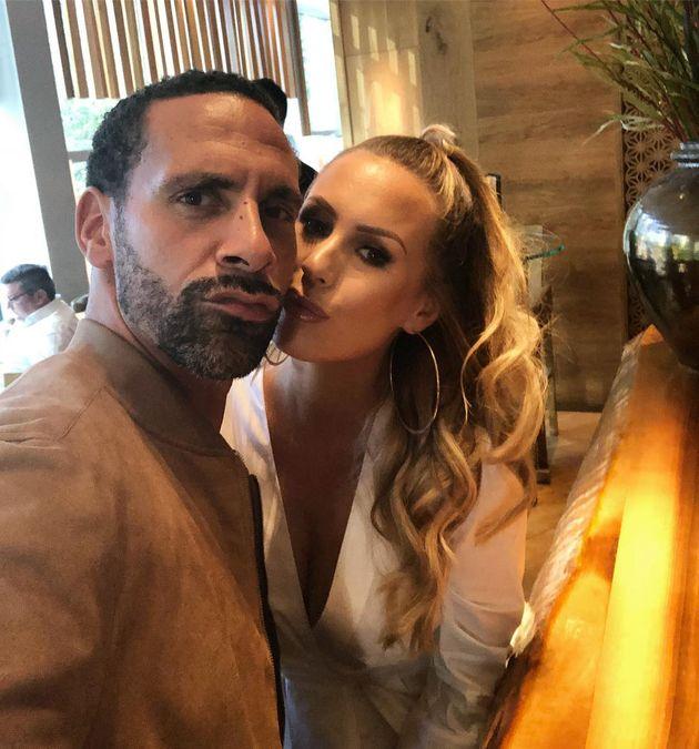 Kate Wright - Cô vợ 9X bốc lửa của Rio Ferdinand - Bóng Đá