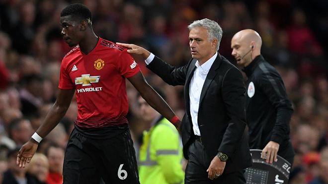 Drama của Pogba tại Man United: Khi Mourinho chỉ là 'con cờ' - Bóng Đá