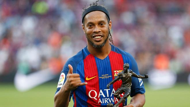 Ronaldinho sẽ rơi vào cảnh túng thiếu vì lý do này - Bóng Đá
