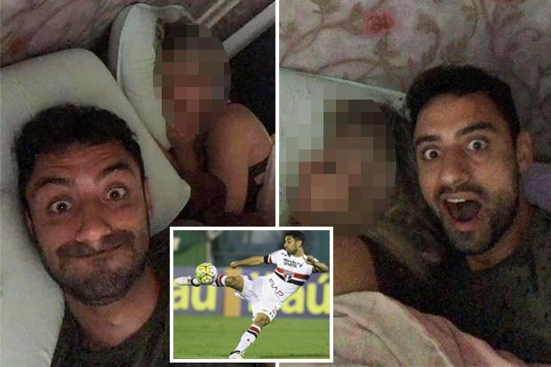 Lộ 'ảnh giường chiếu' của Daniel Correa trước khi bị sát hại  - Bóng Đá