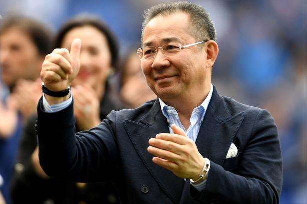 Leicester sẽ dựng tượng cố chủ tịch Vichai bên ngoài King Power - Bóng Đá