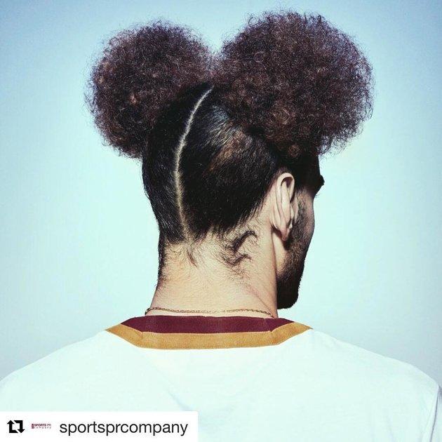 Marouane Fellaini và những kiểu tóc gây bão - Bóng Đá