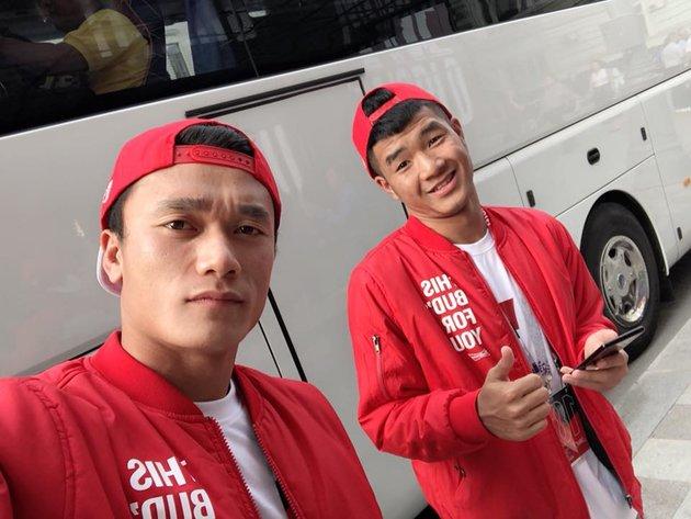 Top 5 cặp bạn thân đáng yêu hết cỡ của đội tuyển Việt Nam - Bóng Đá