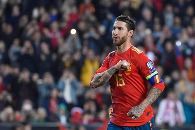 Ramos ghi bàn nhiều hơn những ngôi sao tấn công hàng đầu thế giới - Bóng Đá