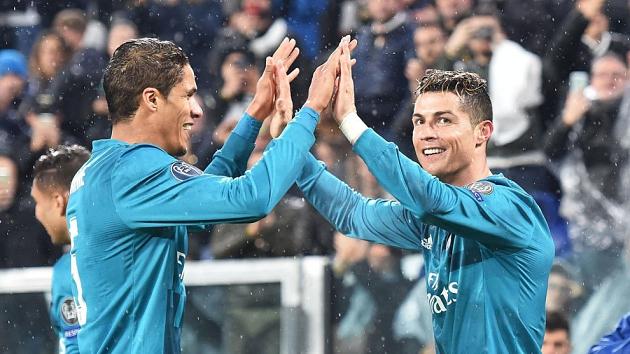 Ronaldo muốn Varane về Real - Bóng Đá