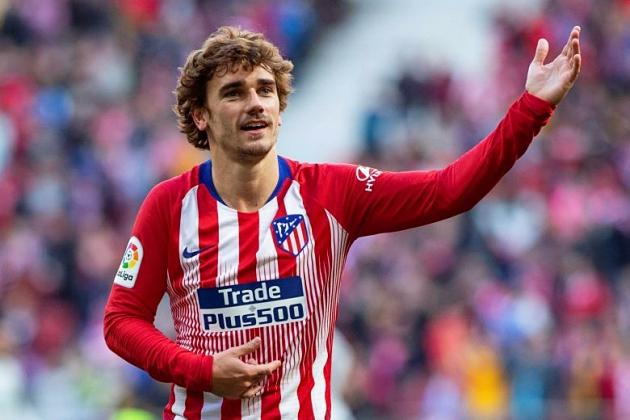 Lãnh đạo Atletico Madrid từ chối khả năng Griezmann gia nhập Barca - Bóng Đá