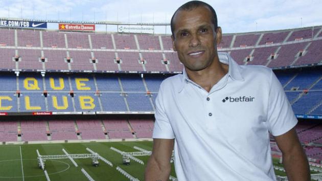Rivaldo tiết lộ lý do Griezmann từ chối đến Barca - Bóng Đá