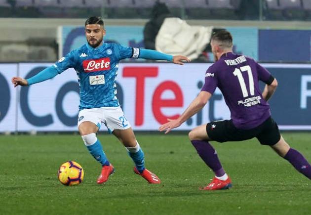 Napoli từ chối bán Insigne cho Atletico, Liverpool - Bóng Đá