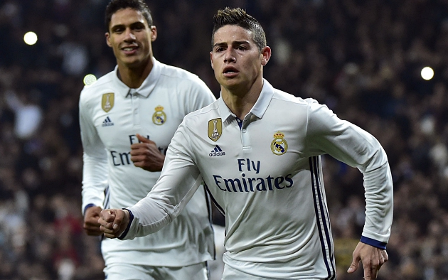 James Rodriguez không còn đường về Real - Bóng Đá