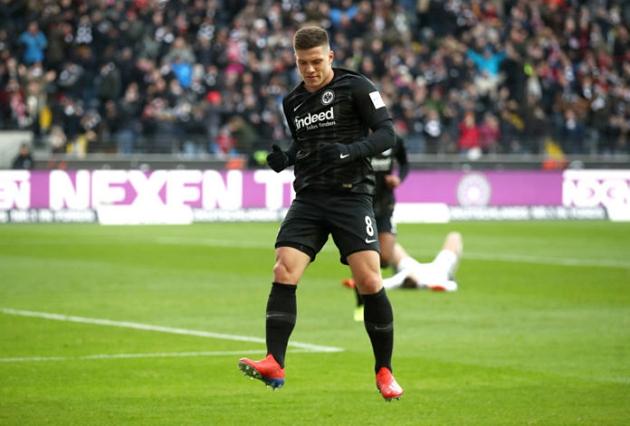 Jovic từ chối Barca để đến Real - Bóng Đá