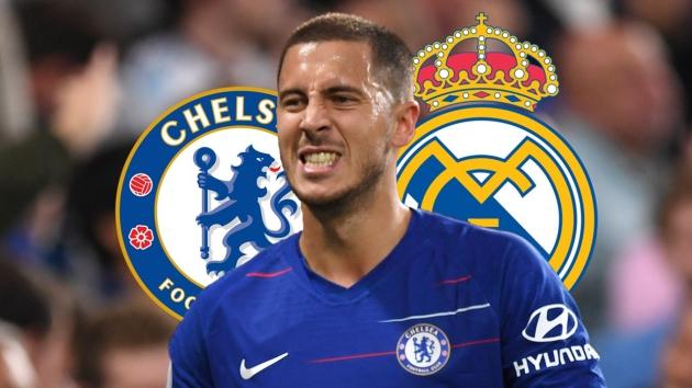 Real vs Chelsea không thể chốt giá Hazard - Bóng Đá