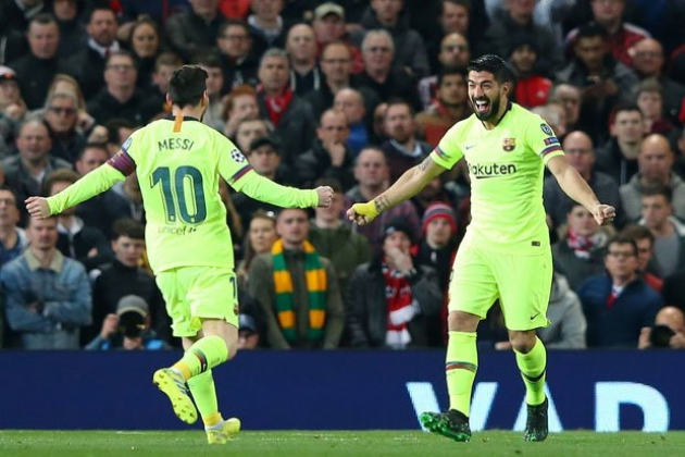 Đội hình dự kiến Barca đấu MU - Bóng Đá