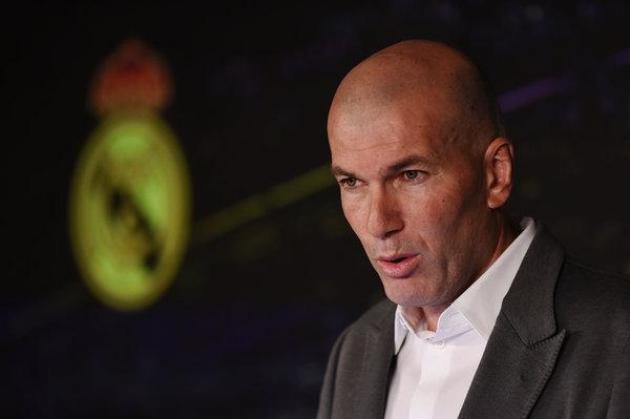 Zinedine Zidane: 'Nhiều cầu thủ Real Madrid có thể bị bán' - Bóng Đá