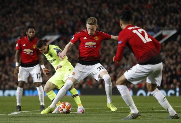 5 gương mặt được kỳ vọng giúp Man Utd đánh bại Barca tại Camp Nou - Bóng Đá