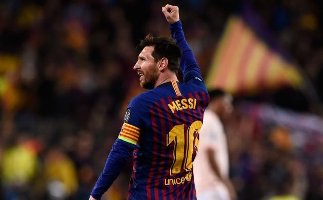 Còn ai ngăn được Messi giành