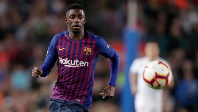 Đội hình dự kiến Barca đấu Real Sociedad: Gánh nặng trên vai Dembele! - Bóng Đá