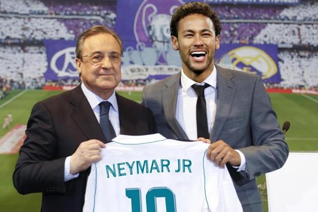 3 lý do tin rằng Neymar sẽ đầu quân cho Real Madrid - Bóng Đá