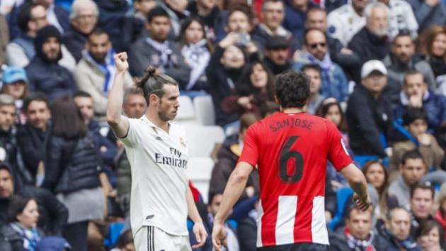 Bị CĐV Real la ó, Gareth Bale hành động bất ngờ - Bóng Đá