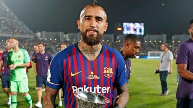 Vidal và 8 chức vô địch quốc nội liên tiếp - Bóng Đá