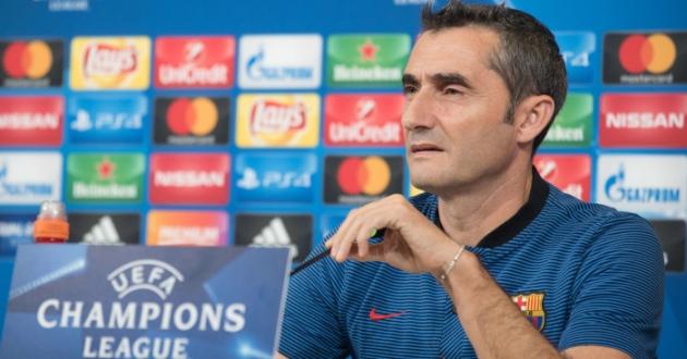 Lợi thế 3 bàn, HLV Valverde vẫn e ngại 1 điều khiến Barca bại trận - Bóng Đá