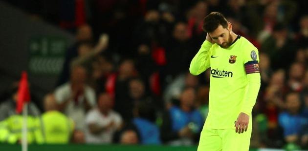 Cứ đà này, CĐV Barca khiến Messi rời Camp Nou lúc nào không hay! - Bóng Đá