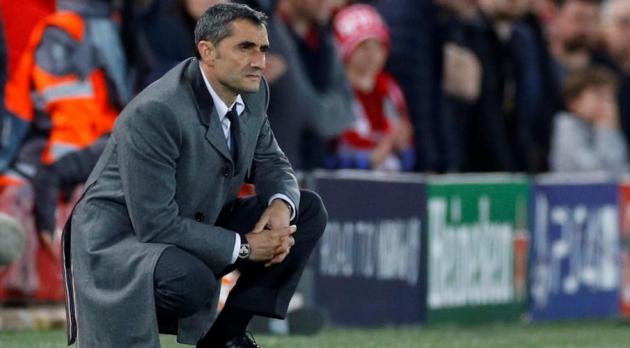 Ngày phán quyết tương lai HLV Valverde - Bóng Đá