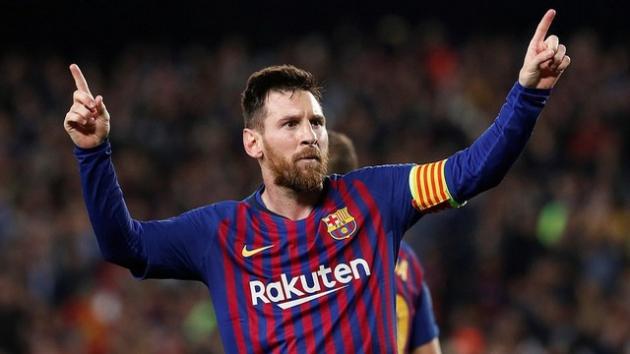 Messi coi chừng bị