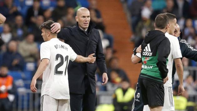 2 mặt sáng, tối của Real Madrid kể từ khi Zidane quay trở lại - Bóng Đá