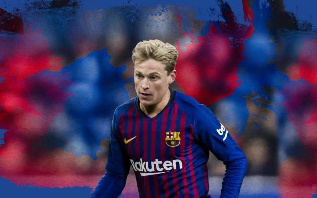 De Jong: Tôi rất vui khi đến Barcelona - Bóng Đá
