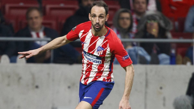 Juanfran rời Atletico - Bóng Đá