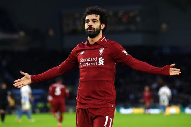 Real tiếp cận Salah - Bóng Đá