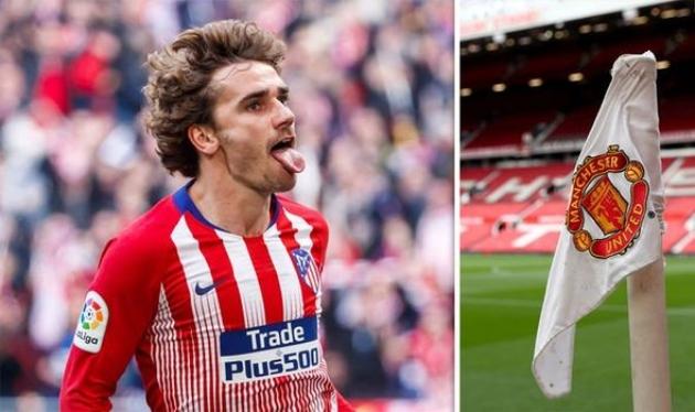 Antoine Griezmann hoàn hảo với Man Utd đấy, còn chần chừ chi? - Bóng Đá