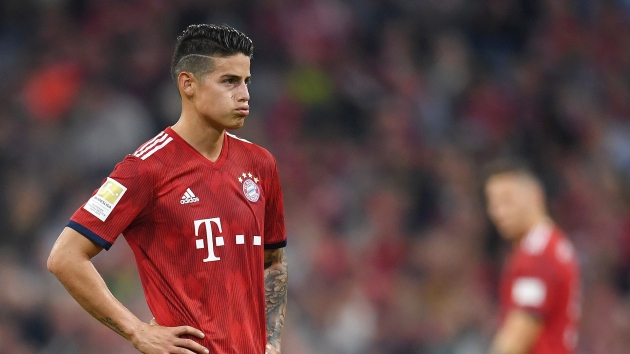Bayern gạch tên James, đến MU? - Bóng Đá