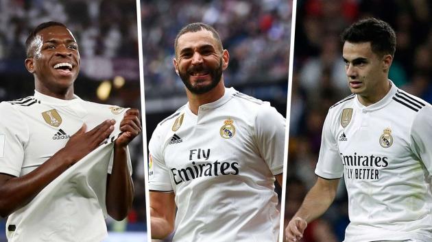 3 cầu thủ chơi tốt nhất mùa này của Real Madrid - Bóng Đá