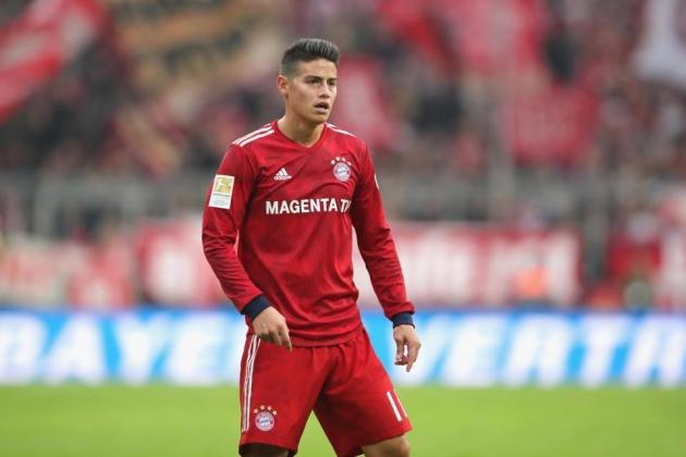 James chắc chắn rời Bayern - Bóng Đá
