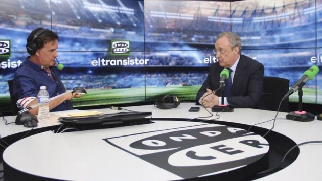 Chủ tịch Perez: Ronaldo là cầu thủ tốt nhất tôi từng ký hợp đồng - Bóng Đá