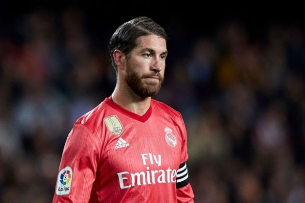 Bất hoà với BLĐ, Ramos đòi ra đi - Bóng Đá
