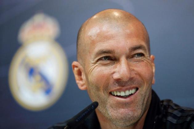 Đón Hazard, Zidane lộ rõ