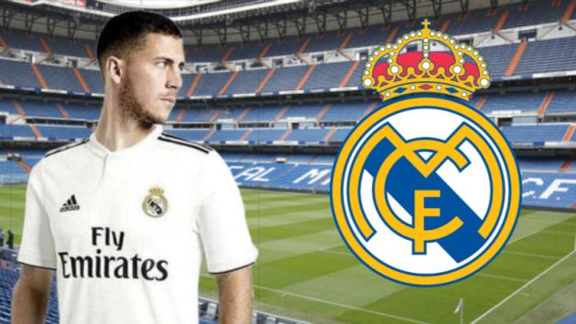 Sau 10 năm, Real đã sẵn sàng viết trang sử mới cùng Eden Hazard - Bóng Đá