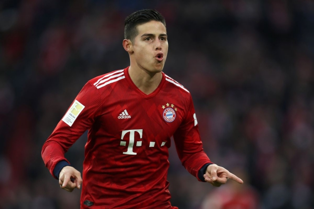 JAMES RODRIGUEZ KEEN TO REUNITE WITH ANCELOTTI AT NAPOLI - Bóng Đá