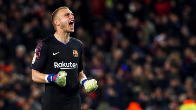 Cillessen: My release clause makes it difficult to leave Barcelona - Bóng Đá