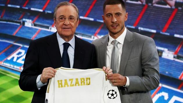 Hazard vội vàng gì, áo số 10 cũng sớm đổi chủ thôi! - Bóng Đá