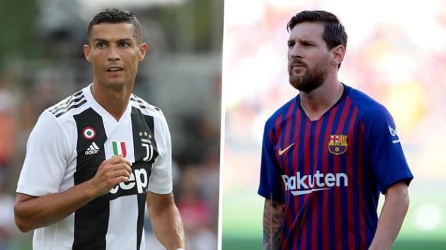 Vĩ đại đến đâu, Messi cuối cùng cũng chào thua Ronaldo 1 điều! - Bóng Đá