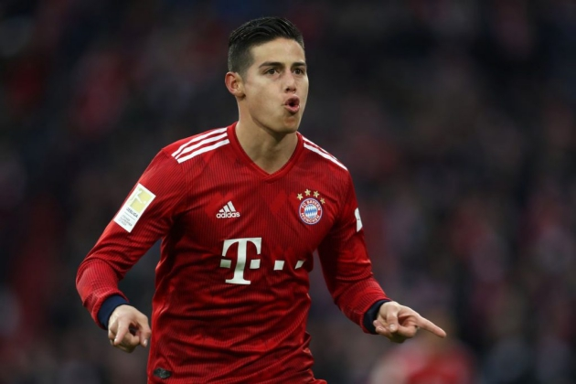 Napoli agree to personal terms with James Rodriguez: the latest - Bóng Đá